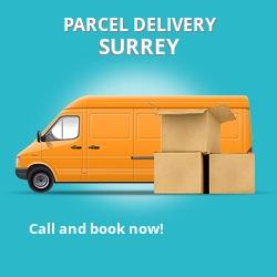 GU21 cheap parcel delivery services in Surrey