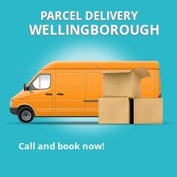 NN8 cheap parcel delivery services in Wellingborough