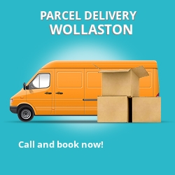 NN29 cheap parcel delivery services in Wollaston