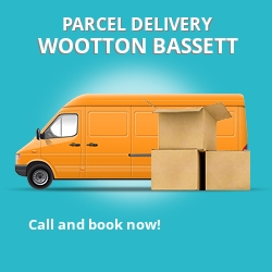SN4 cheap parcel delivery services in Wootton Bassett