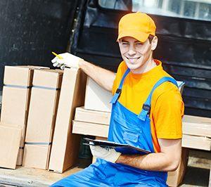 Scotter parcel deliveries DN21