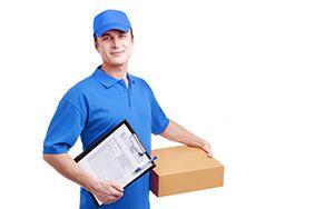 Peebles large parcel delivery EH45