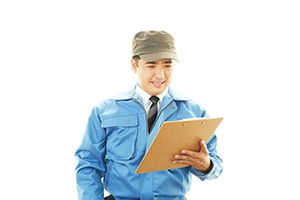 business delivery services in Presteigne