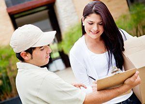 PL20 ebay courier services Devon