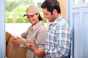 CA14 ebay courier services Distington