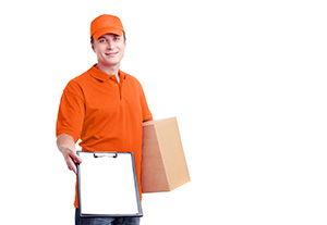 international courier company in Spitalfields